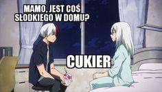 Wtf Funny, Funny Memes, Polish Memes, Satsuriku No Tenshi, Anime Meme, Boku No Hero Academy, Read News, Me Me Me Anime, Wattpad