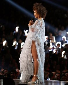 "celebsofcolor: ""Solange Knowles speaks onstage at The GRAMMY Awards at STAPLES Center on February 2017 in Los Angeles, California. Solange Knowles, Streetwear, Celebs, Celebrities, Black Is Beautiful, Black Girl Magic, Look Fashion, Fashion Clothes, Fashion Outfits"