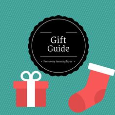 Tennis Gift Ideas If you are looking for gift ideas for the tennis player in your life, check out our Gift Guide Section for inspiration and great deals! #‎ChristmasGiftIdeas #‎HolidayGifts #‎GiftIdeas #TennisLover #TennisGiftIdeas #TennisGift #Tennis #ILoveTennis