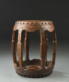 Ming Drum stool