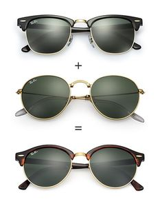 Ray-Ban Clubround #sunglasses http://www.smartbuyglasses.co.uk/designer-sunglasses/Ray-Ban/Ray-Ban-RB4246-Clubround-1157-306543.html?utm_source=pinterest&utm_medium=social&utm_campaign=PT post
