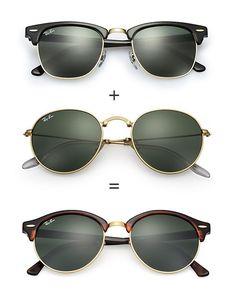 Ray-Ban Clubround #sunglasses post
