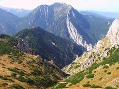 Kominiarski Wierch, Przełęcz Iwaniacka - Tatry