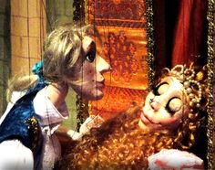 Sleeping Beauty -The Detroit Puppet Theater and Puppet Center
