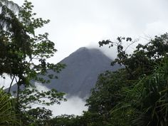 Arenal Volcano, from Tabacon, Costa Rica