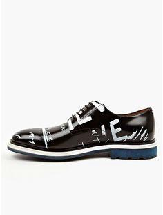 Risultati immagini per shoes with writings