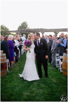NJ & NY Wedding Photographer | Laurita Winery | New Egypt NJ | Kate Connolly Photography | Winery Wedding