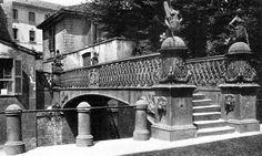 Cerchia dei Navigli pontedelle Sirenette 1905   da Milan l'era inscì