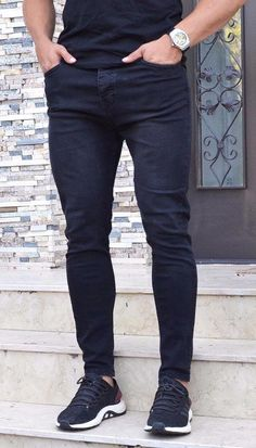 nou ieftin oferte grozave retailer online 44 Best Blugi Barbati images | Pants, Fashion, Cargo pants outfit men