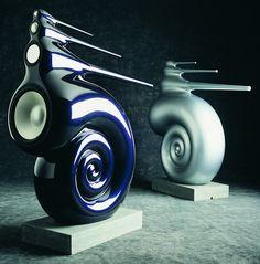 Bowers & Wilkins Nautilus Loudspeakers