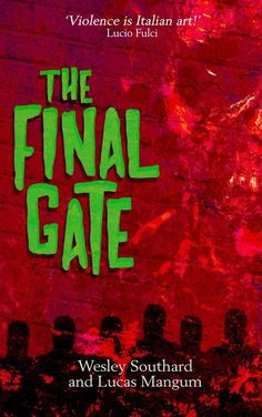 We sent Jennifer to check out THE FINAL GATE by Wesley Southard and Lucas Mangum. She was very happy with the journey. Now out from Encyclopocalypse Publications. #horror #amreading