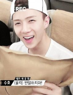 When the maknae always find to make fun of his hyung.... Sehun u lil sht how came ure so adorable