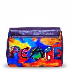 Peace Bag in Purple @Susan Caron Nichole  #wishlist #susannichole #vegan