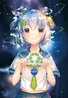 Earth-chan :3
