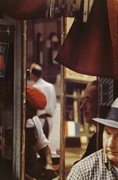Saul Leiter Reflection, 1958