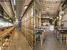 Little Oscar restaurant and bar by Biasol: Design Studio, Melbourne – Australia » Retail Design Blog