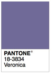 Luxury Blue Purple Color Names