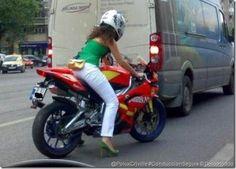 Vestirse para la moto por Dr. Villamor