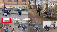 #MamaFit mit #Kids... Ihr wollt wissen, wie ihr #effektiveÜbungen in eure täglichen #Spaziergänge mit einbringen könnt, dann meldet euch noch heute zur dritten #Kursstaffel vom MamaFit-#Kurs an.. Erlebt 10 Wochen tollen Übungen mit #Kinderwagen und/oder #Tragegurt und genießt die Zeit zusammen mit eurem Nachwuchs. Aktiv, Sport, Fit, Bicycle, Pram Sets, Knowledge, Deporte, Bike, Shape