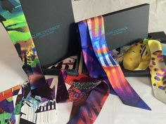 Luxury bespoke packaging, Twilly scarves, brand identity Irish Design, All Design, Vibrant Colors, Colours, Scarf Design, Wearable Art, Brand Identity, Luxury Branding, Bespoke