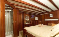 Luxury KIRKE - Gulet Check more at https://eastmedyachting.co.uk/yachts/kirke-motor-sailer-gulet/