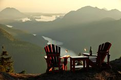 Glamping at Clayoquot Wilderness Resort & Spa on the West Coast Vancouver Island, British Columbia. www.wildretreat.com