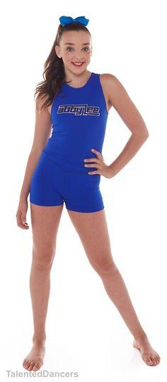 #VertesKendall modeled for abby lee dance wear