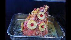Holiday Ham, Christmas Ham, Christmas Recipes, Bbq Roast, Turkey Platter, Turkey Stuffing, Pork Ham, Smoked Ham
