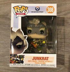 Juegos-Overwatch #308 junkrat Pop