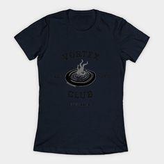 Vortex Club Life Is Strange Womens T-Shirt