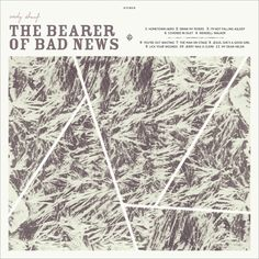 The Bearer of Bad News - Andy Shauf Hometown Heroes, Album Cover Design, Folk Music, Bad News, Song Lyrics, How To Dry Basil, How To Fall Asleep, Cover Art, Album Covers
