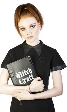 Photo of Witchcraft Clutch Bag