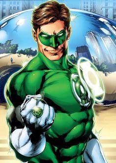 Green Lantern | Artist: Ivan Reis