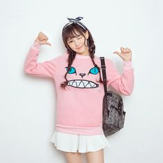 "Cute kawaii cats fleece pullover  Coupon code ""cutekawaii"" for 10% off"