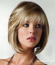 CAMERON by Rene of Paris.  Why are the cutest styles wigs?