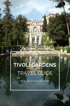 Tivoli Gardens Travel Guide