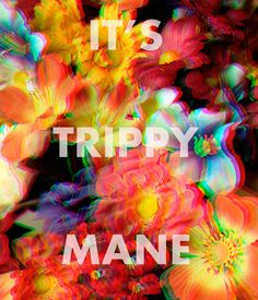 #trippy #flowers #juicyj #high