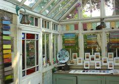 Janet Haigh- conservatory studio