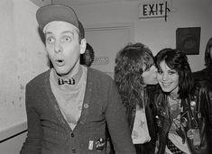 Rick Nielsen,Tom Petersson and Joan Jett