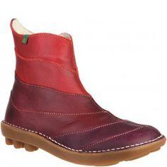 EL NATURALISTA - red hombre boot