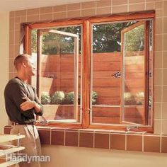 We'll show you all the how-to steps you need to install a basement egress window, from cutting a hole in the basement wall to framing the opening to setting the window. Doing the project yourself can save you more than $4,000. The egress window will not only allow natural sunlight to enter your dark basement, it will provide a safe escape route for you and your family during a fire or other home emergency.