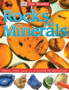 Free Rocks and Minerals Ebook. Great for teaching text features.