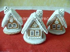 Perníkové těsto od Džuli Christmas Cookies, Christmas Ornaments, Gingerbread Houses, Holiday Recipes, Baking, Holiday Decor, Xmas Cookies, Christmas Crack, Christmas Biscuits