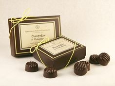 New boxes of our fabulous Christopher Norman Chocolates Champagne Truffles, in  6 and 9 piece boxes. These have been big sellers at the Christmas markets. We invite you to allow them to put delight back into your life. Available on our website.