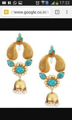 Nitya arora earrings