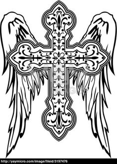 Celtic cross tattoos for men tattoos drawings crosses on for Adult coloring pages cross