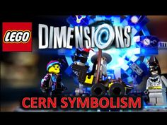Lego Dimensions Cern Pushes LHC Worship on Children - YouTube