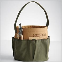 "We're giving away this beautiful Personalized Garden Tote for #MothersDay just for ""hanging"" out with us on Google+! See more of our fabulous gifts we're giving away: http://blog.gifts.com/giveaways/google-hangout-chat-win-for-mom-2"