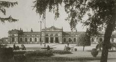 Vanha Rautatieasema Golden Days, Helsinki, Old Pictures, Finland, Louvre, Building, Travel, Viajes, Buildings