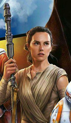 Star Wars Vii, Episode Vii, Star Wars Costumes, The Phantom Menace, Golden Sun, Daisy Ridley, The Empire Strikes Back, Last Jedi, Fantasy